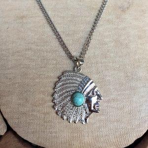 Anna Jo Chief boho necklace